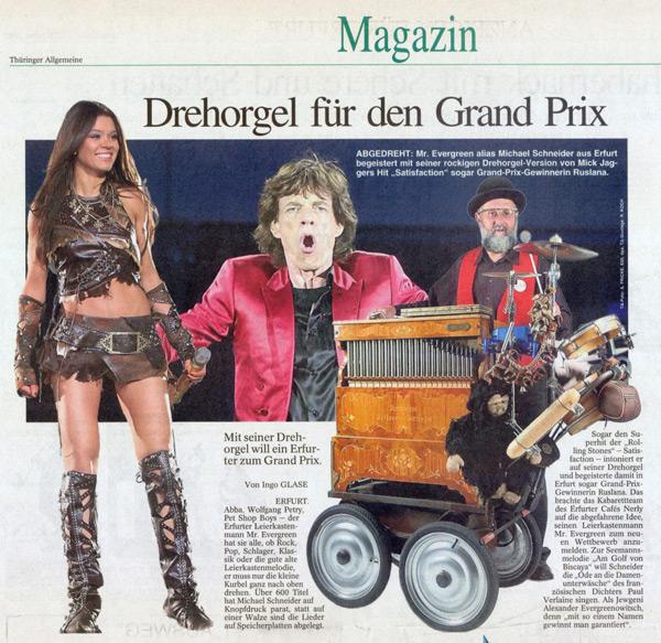 Das Thüringer Medienkabarett